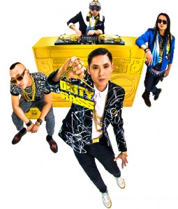 Far East Movement Announced for Fat As Butter Festival