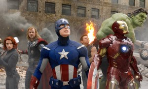 Bloopers from 'The Avengers' Surface