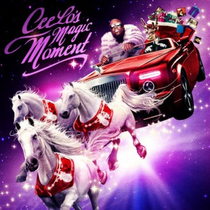 Cee Lo Green Cee Lo's Magic Moments