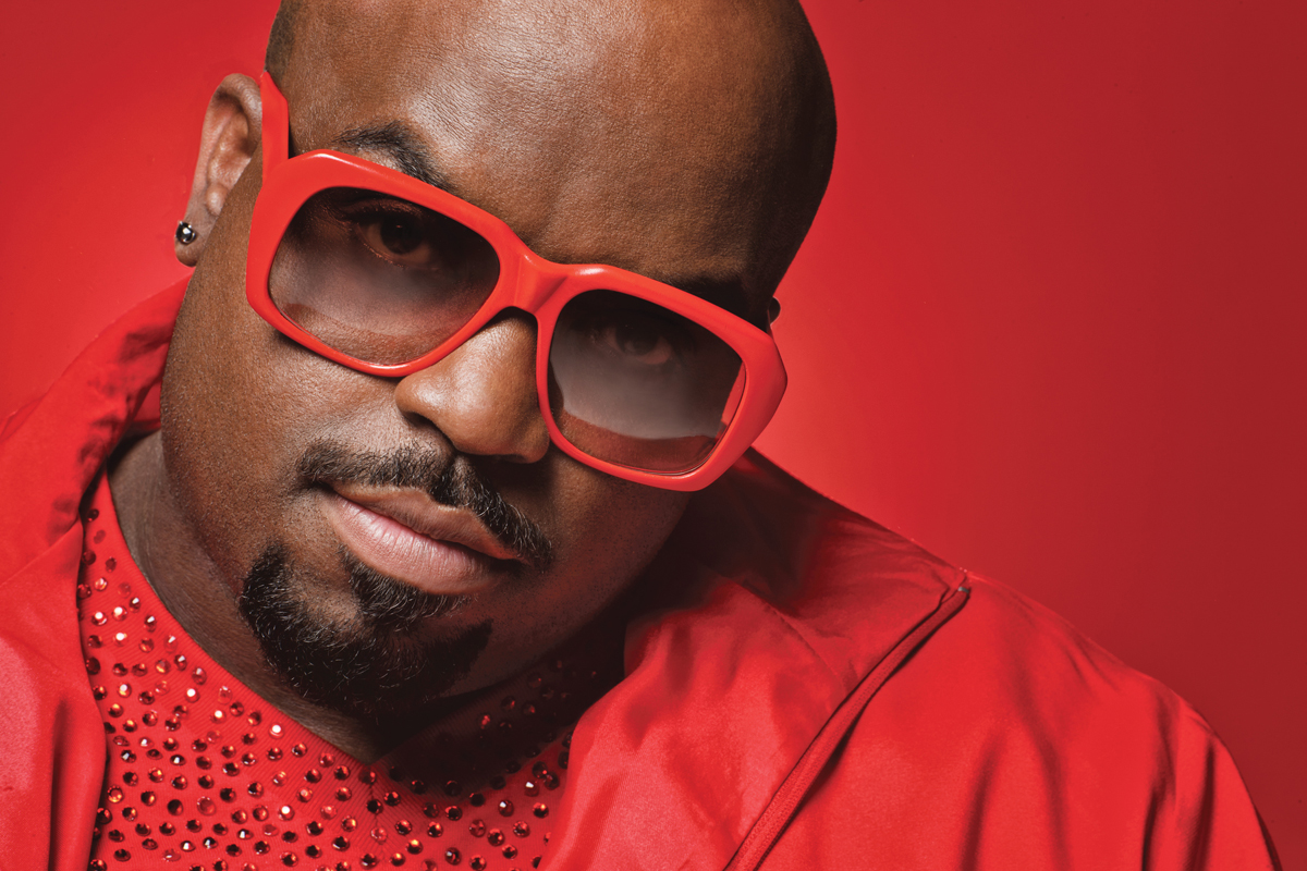 Album Review: Cee Lo Green - Cee Lo's Magic Moment