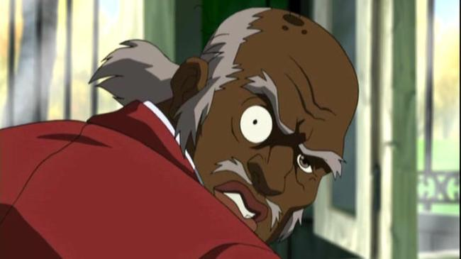 Voice Of Uncle Ruckus 'The Boondo...
