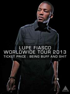 Lupe Fiasco HIGI 2013