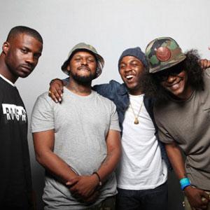 Kendrick Lamar X Black Hippy Swimming Pools Black Hippy Remix