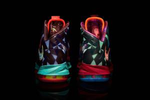 LeBron X 'MVP' Colorway
