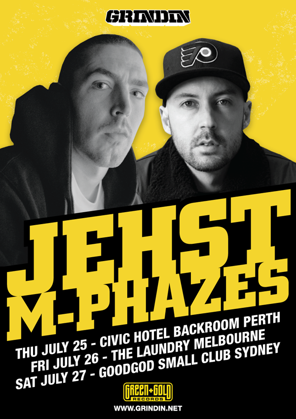 Jehst M-Phazes