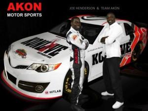 Joe Henderson Akon