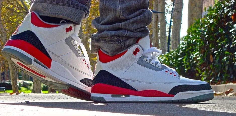4ac32c2b20b342 ... ebay can i kick it air jordan iii fire red e64d9 0a684