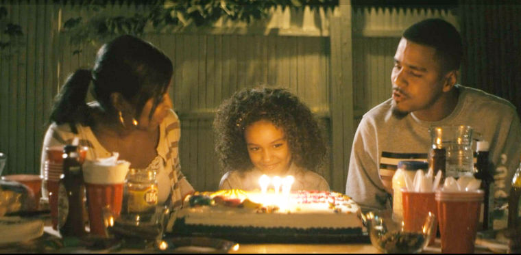 J Cole Crooked Smile Video Video J  Cole - Crooked Smile
