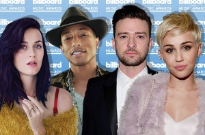 2014 Billboard Music Awards Finalists