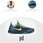 NBA Signature Sneakers
