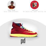 NBA Signature Sneakers2