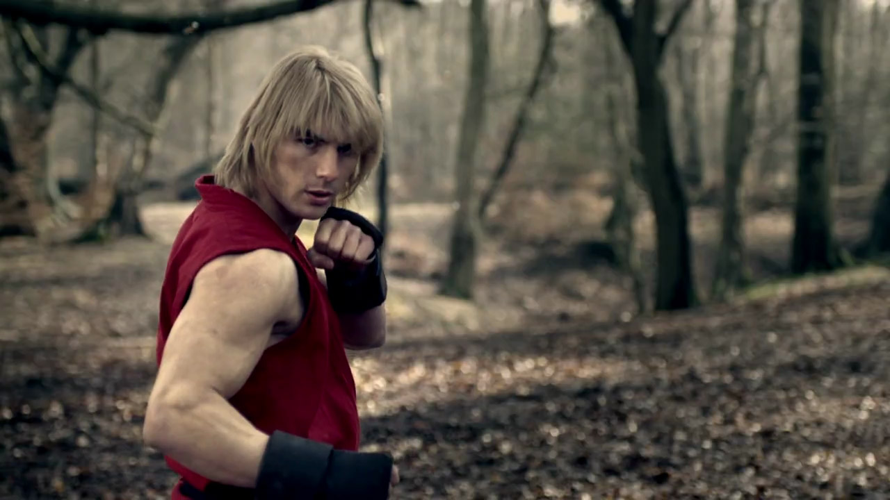 First Visuals Of Street Fighter Assassin S Fist