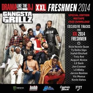 Freshman 2014 Mixtape