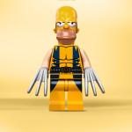 Superheroes Lego 2