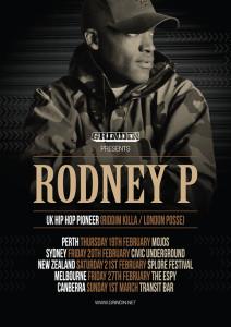 Rodney P Tour
