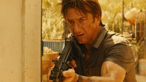 The Gunman film