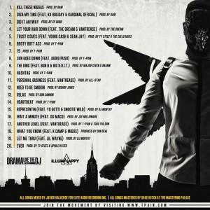 The Iron Way mixtape