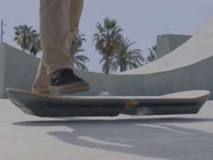 Lexus hoverboard pic