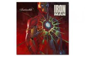 Marvel Albums Iron Man