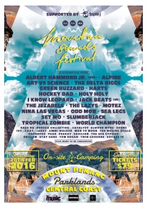 Mountain Sounds Festival