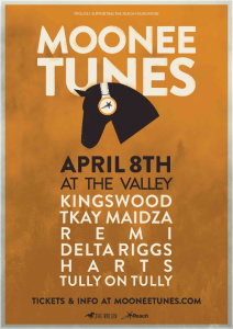 Moonee Tunes music festival