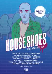 DJ House shoes