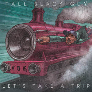 Tall Black Guy LP