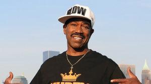 Kurtis Blow hip hop