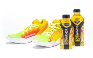 Donovan Mitchell adidas BODYARMOR Sneaker